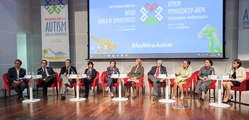 Вторая МЕЖДУНАРОДНАЯ КОНФЕРЕНЦИЯ Вторая международная конференция Аутизм Мир возможностей фонда Булата Утемуратова это возможность улучшить знания по вопросам расстройств